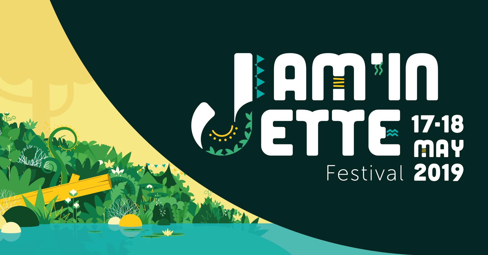 14. Jam'in Jette festival 2019