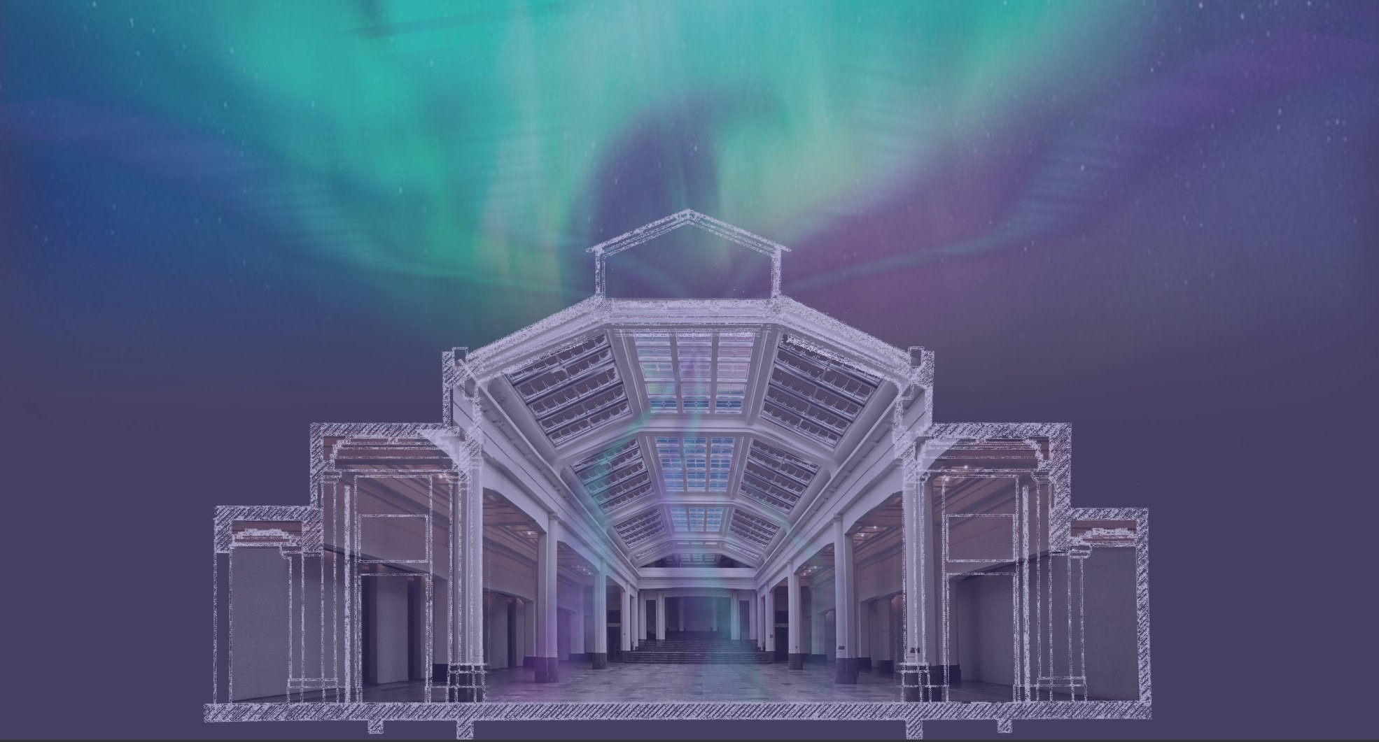 26. Northen lights Bozar