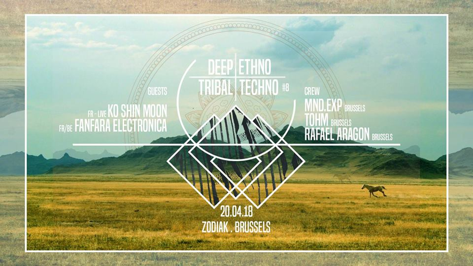 3. Deep Tribal & Ethno Techno #8