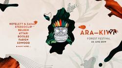 17. Ara-Kiwi - Forest Festival 2019