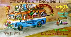 16. Giraffes & Penguins #11 feat