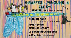 2.Giraffes & Penguins #14 feat