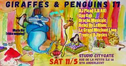 13. Giraffes & Penguins #17 feat