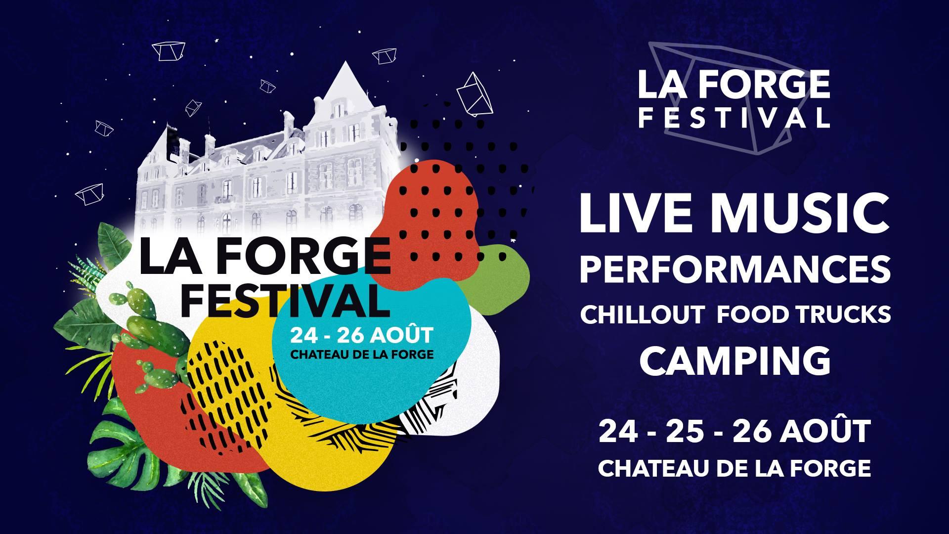 9. La Forge Festival #2