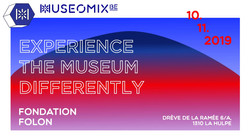 27. MuseomixBE 2019 Fondation Folon