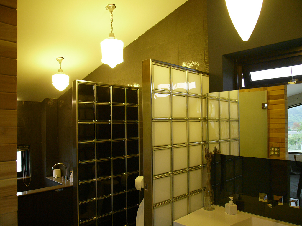 廁所、淋浴空間及浴缸