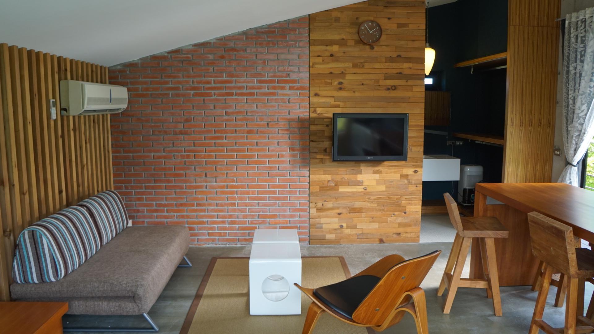 房間內的小客廳