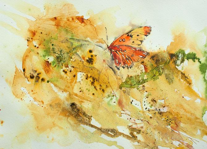 Golden Flutter