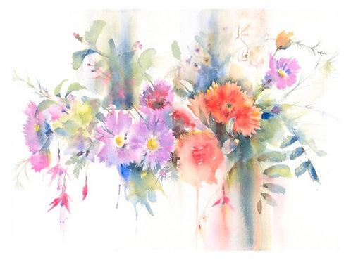 Autumn Bouquet, Limited Edition Giclée Print