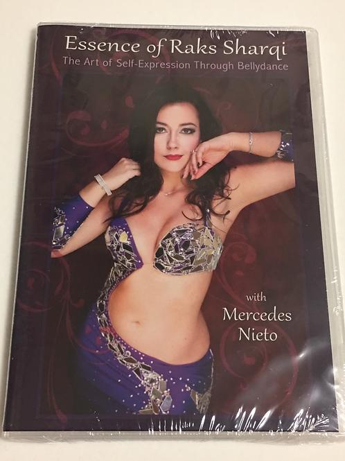 Mercedes Nieto Essence of Raks Sharqi DVD