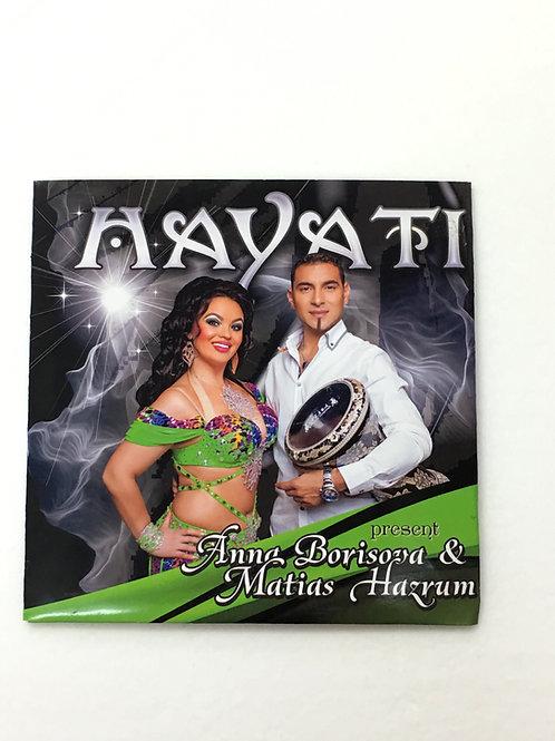 Matias Hazrum CD HAYATI