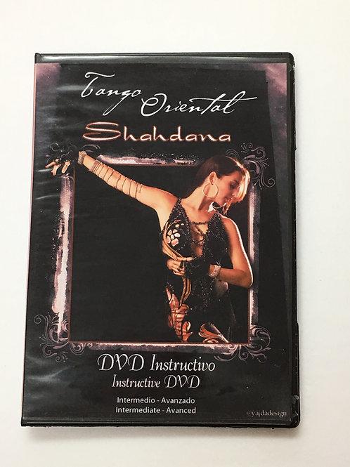 Shahdana Tango Oriental DVD
