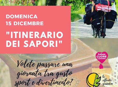 ITINERARIO DEI SAPORI
