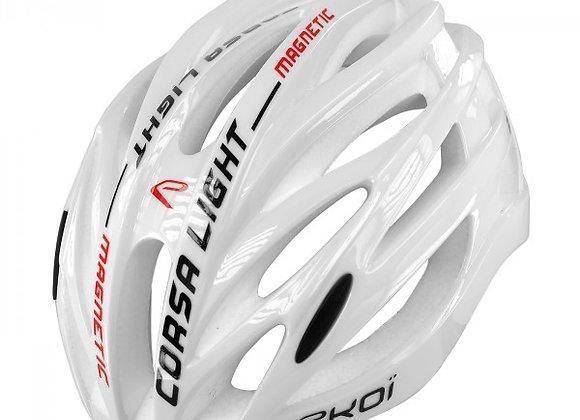 Casco EKOI Corsa Light Blanc