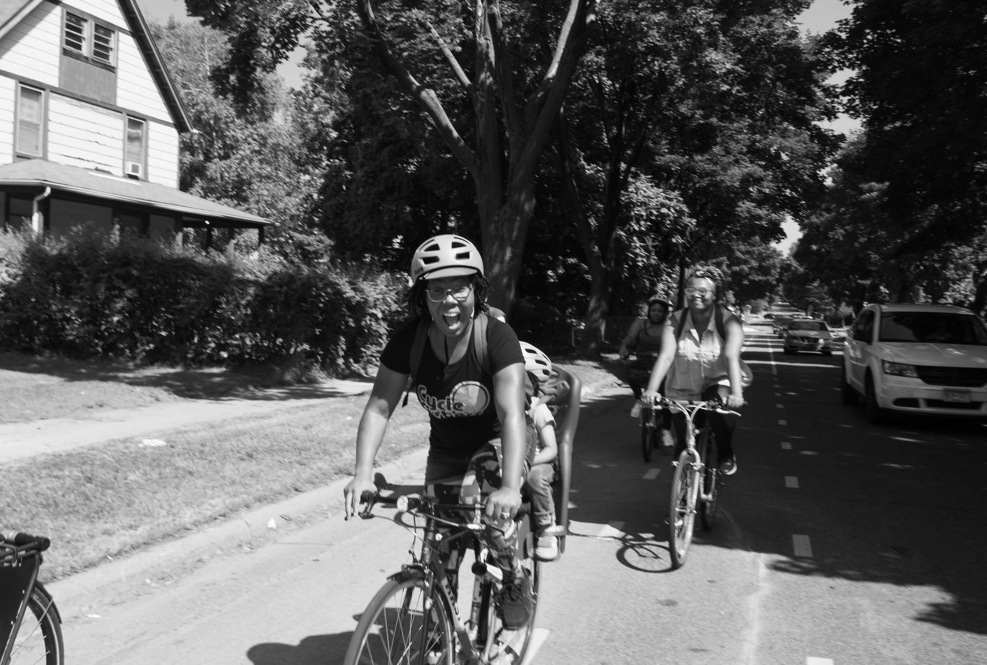 Cycle Sisters