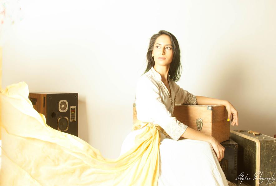 Khadija, Performance Artist