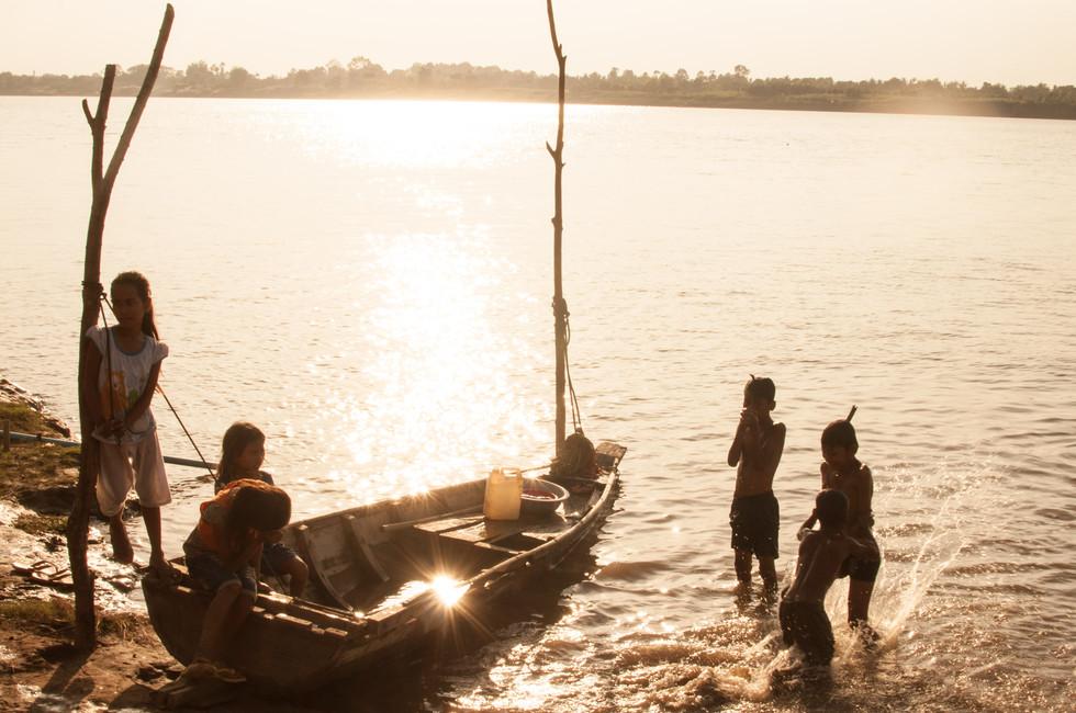 Mekong Kompong Cham