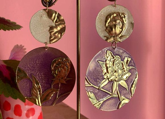 Statement Femmes earrings #2