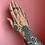 Thumbnail: Mini-pussy hand bracelet