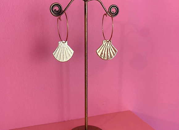 Beach baby earrings
