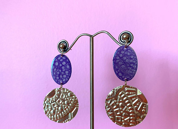 Statement Femmes earrings #11