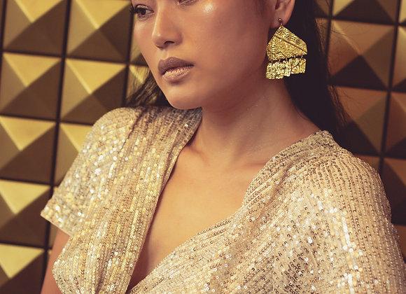 Statement Femmes earrings #5
