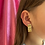 Thumbnail: Small wave earring - one of a kind