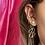Thumbnail: Asymmetrical earcuff