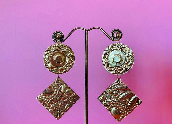 Statement Femmes earrings #12