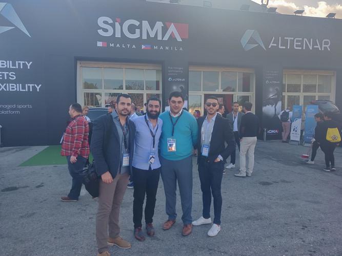 On Point Malta at Sigma 2019