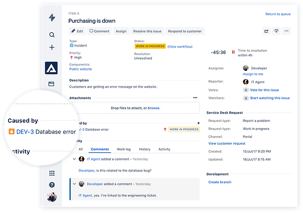 Atlassian Jira Service Desk Project Management