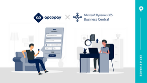 Automate B2B Payments within your Business Central/NAV ERP using Fastlink by Apcopay