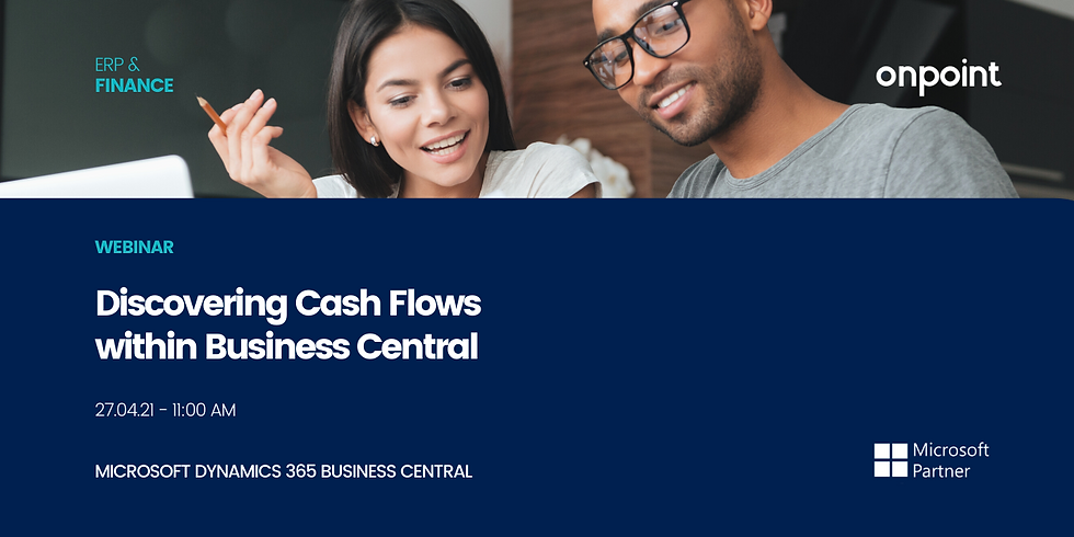 Discovering Cash Flows within Business Central