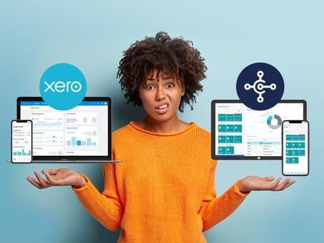 Which ERP Software? - Xero vs Microsoft Dynamics 365 Business