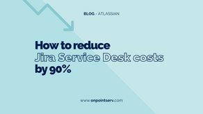 How to reduce Jira Service Management costs by 90%?