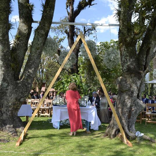 El Campirano|Ceremonia Espiritual