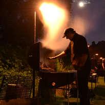 El Campirano|Cocina de humo