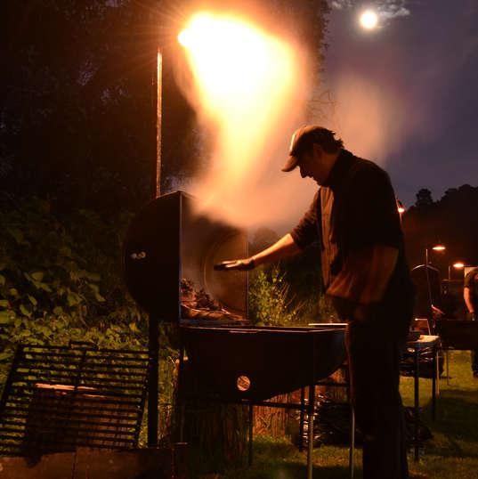 El Campirano Cocina de humo