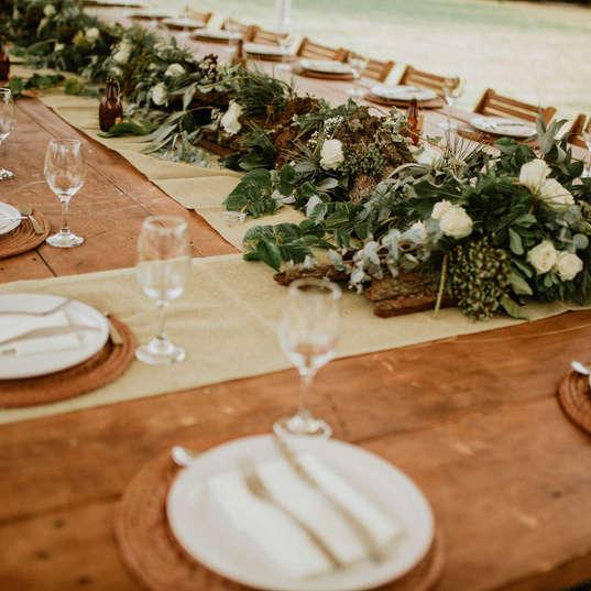 El Campirano|Banquete