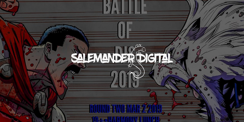 Battle of the DJs 2019   Round 2