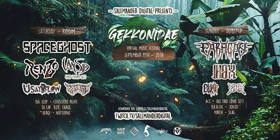 Gekkonidae Virtual Music Festival