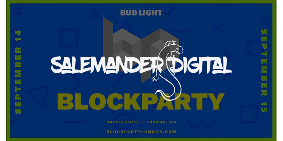 Bud Light BlockParty 2018