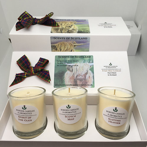 Scents of Scotland Gift Boxes