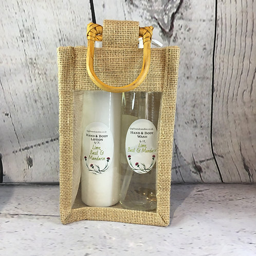 Gift Bags Soap & Lotion