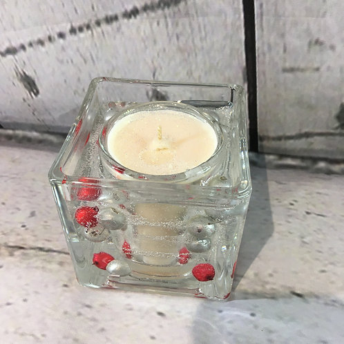 Gel Wax Candle - Festive Cranberry