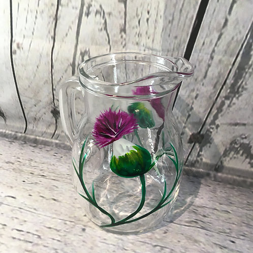 Hand Painted 0.25ltr Water Jug