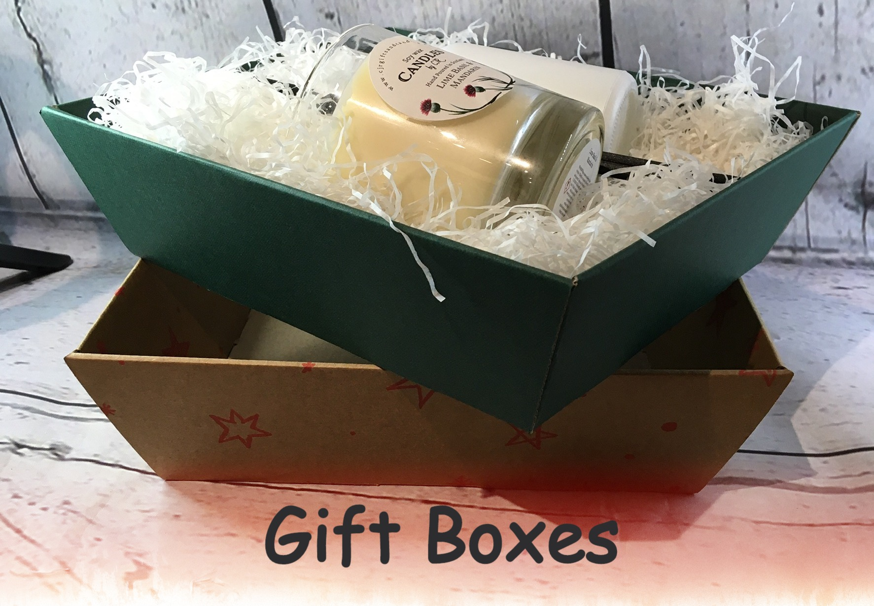 Click for Gift Boxes