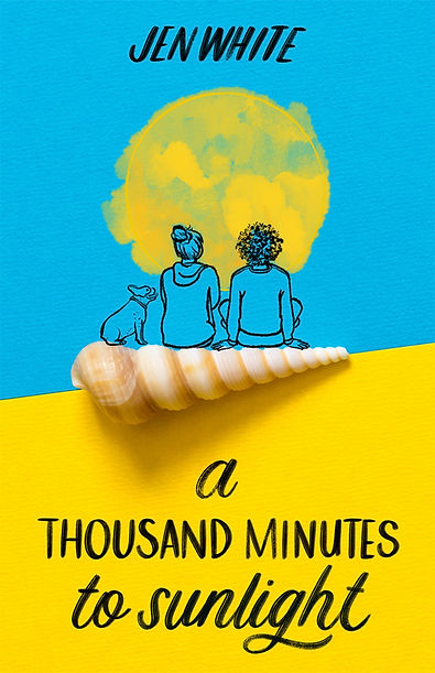 High Res Cover A Thousand Minutes to Sun
