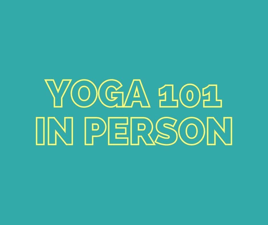 Yoga 101 - Fencott & Murcott Hall