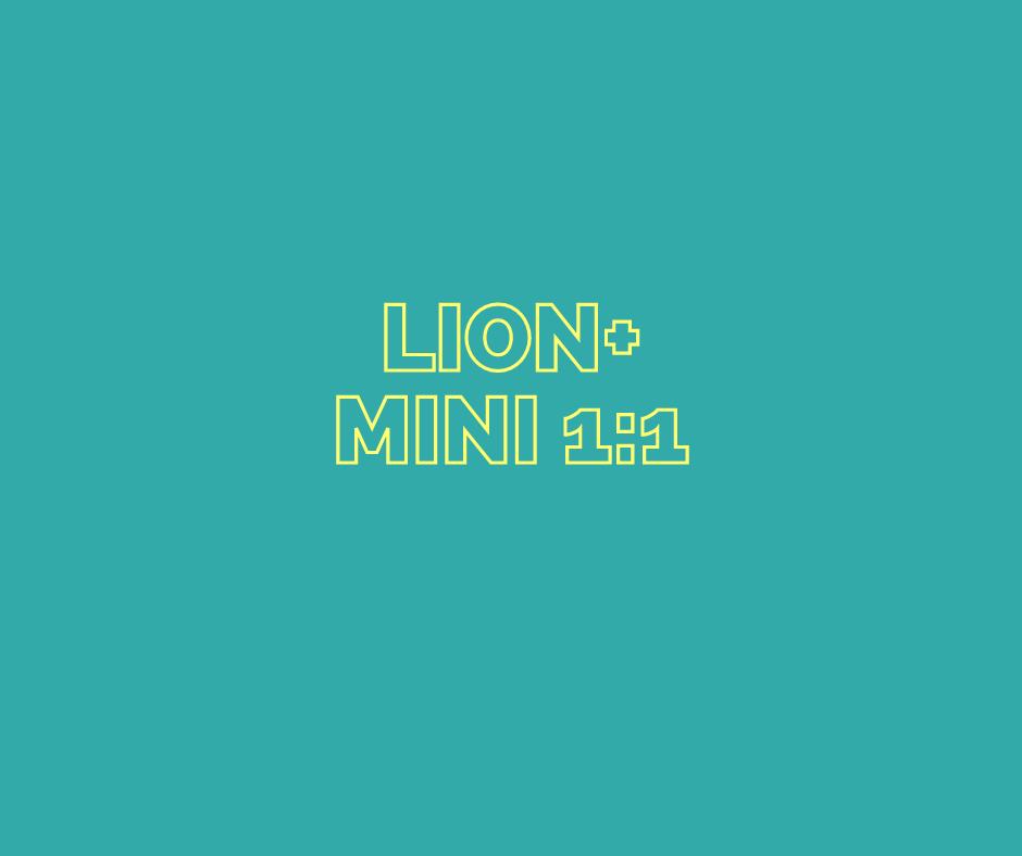 Pride Pack Lion+ Members Mini 1:1